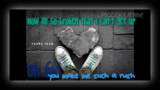 Boys Like Girls - Love Drunk With Lyrics