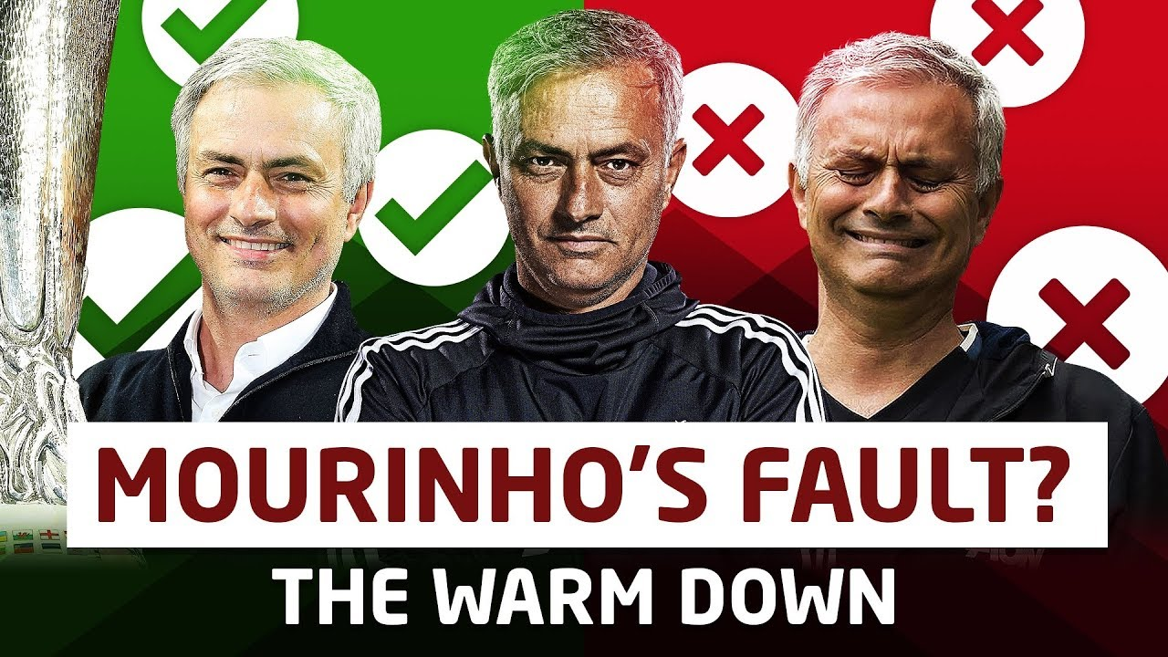 Jose Mourinho's Manchester United 'a collection of faulty parts'