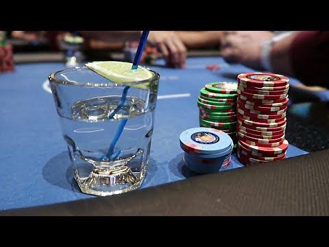 Tequila-Fueled Poker at Mandalay Bay