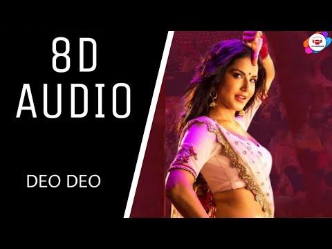 Sunny Leone's Deo Deo 8D Full Video Song    PSV Garuda Vega 8D Song    Creation3
