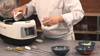 Рецепт приготовления плова с бараниной для мультиварки скороварки Moulinex СЕ503