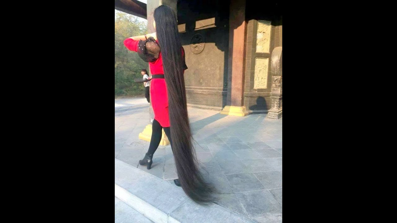 how to live with long hair