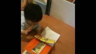 こぐまちゃんの絵本が大好きです.