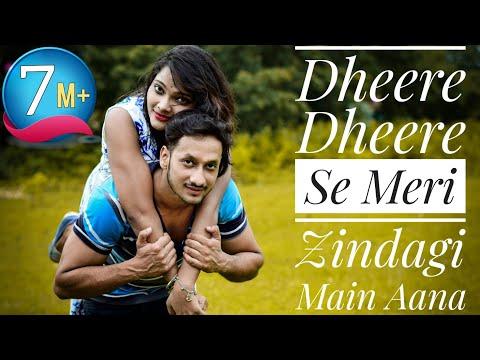 Dheere Dheere Se Mere Zindagi Mein Aana || Swapnil Jaiswal || Kumar Sanu || Bright Thinkers