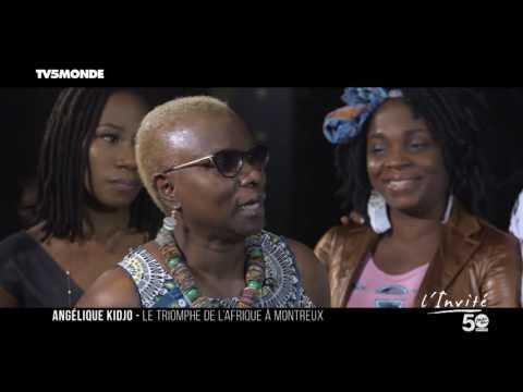 Angelique KIDJO, Asa, Lura & Trio Teriba, les musiciennes africaines triomphent à Montreux