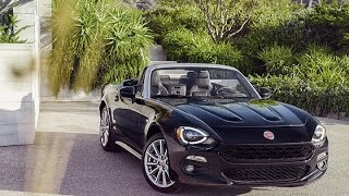 Real World Test Drive 2017 Fiat 124 Spider