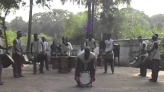 Pt#2: The Late Great Young Djembe Master Boka w/Boka Jr.'s Live In Guinea Part #2