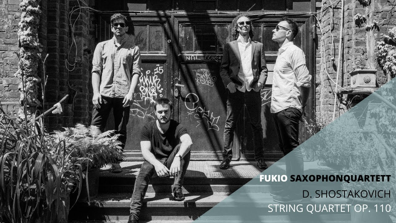 Fukio Ensemble - Shostakovich Op. 110