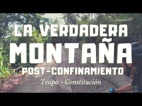 La verdadera MONTAÑA después del confinamiento | Teapa - Constición