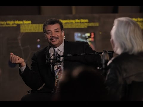 Neil DeGrasse Tyson on Star Talk, Magnets, and Parenting