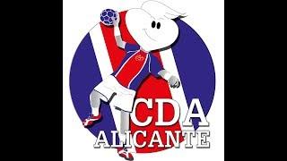 Emisión en directo de CD Agustinos Alicante equipos de DHPLATA  M y F