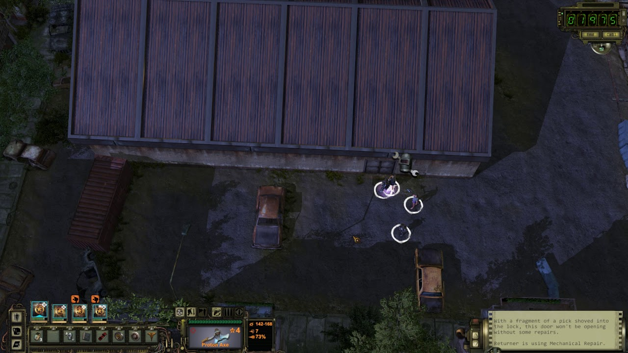 Wasteland 2 California Irvine Map Youtube