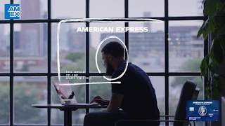 American Express Canada Fred VanVleet earns Bonus Points with The Amex Business Edge Card
