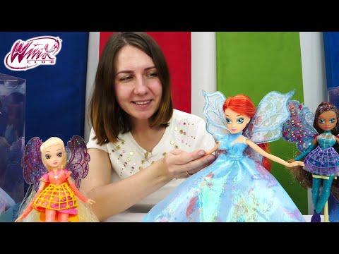 Винкс Клуб - знакомься с новой эксклюзивной куклой Блум!