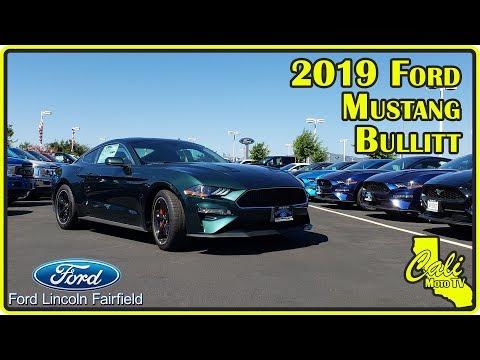 2019 Ford Mustang Bullitt Review