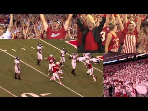 Nebraska Footbal - 2014 TV Commercial