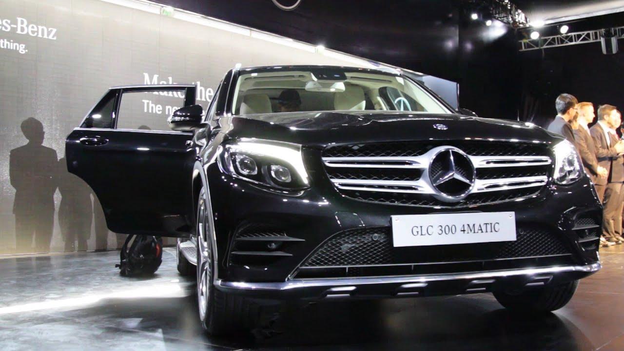 Mercedes-Benz GLC 300 giá 1,9 tỷ đồng tại Việt Nam
