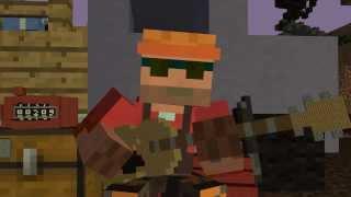 Meet the Engineer in Minecraft