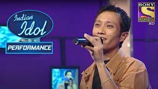 Prashant ने 'Ae Kash' Performance से उड़ाए सब के होश | Indian Idol Season 3