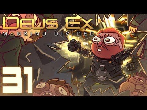 Deus Ex: Mankind Divided [Part 31] - Return to Samizdat