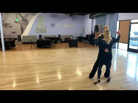 Argentine tango South Hills country club