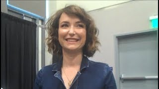 milana Vayntrub interview