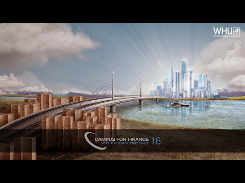 Campus for Finance Trailer 2016