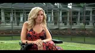 Dr. Danielle Sheypuk, MDA Show of Strength, WNEP-TV 16, 12 September 2012