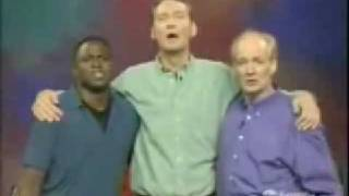 Whose Line is it Anyway WLIIA: UNCENSORED!!! No one is funnier when they are mad than ryan stiles