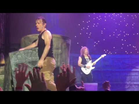 Iron Maiden - Blood Brothers (live in Birmingham, May