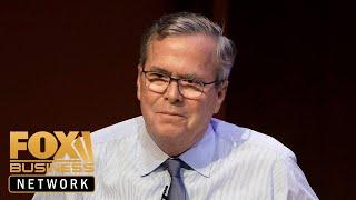 Jeb Bush calls for Republican to challenge Trump in 2020