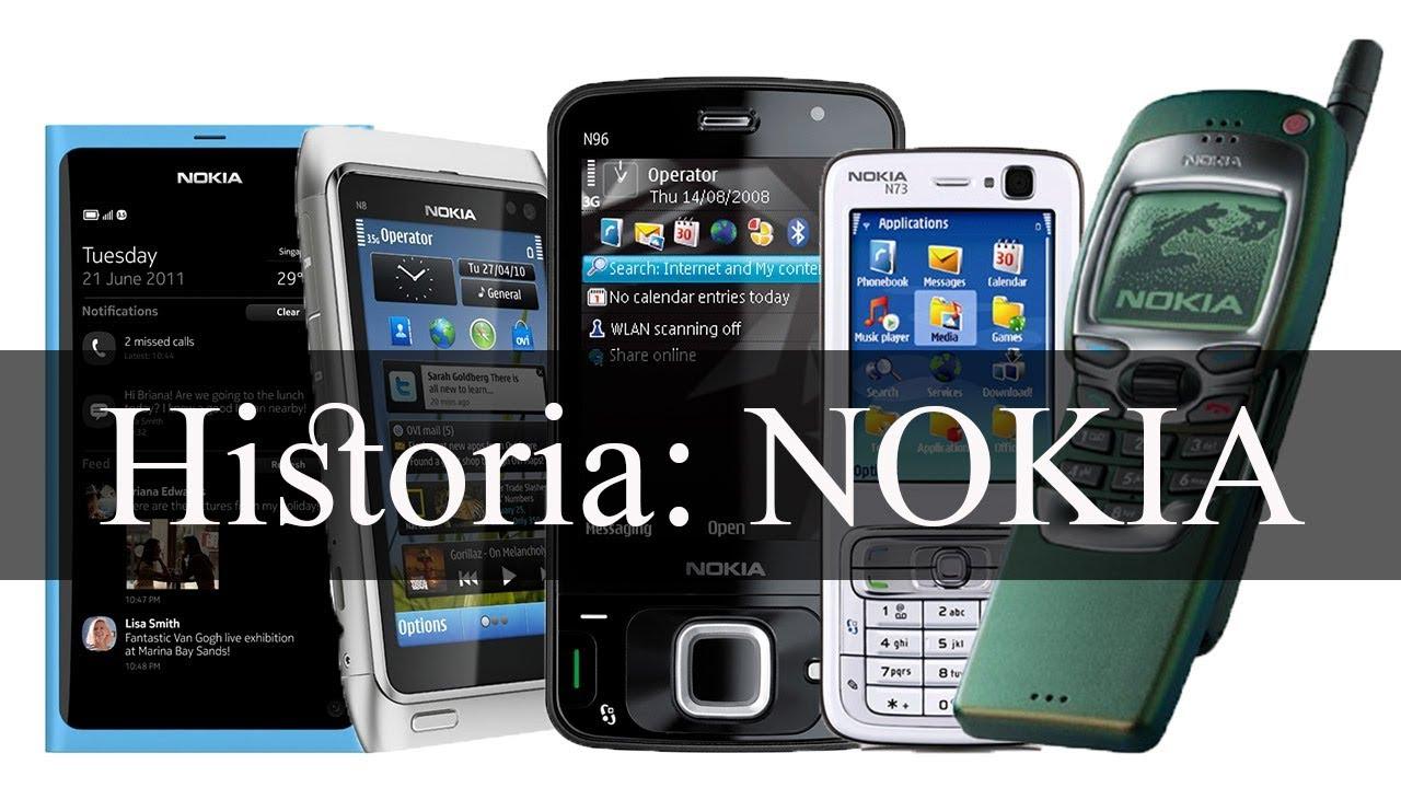 bcc6d57fb1d Teléfonos móviles Nokia | su historia en imágenes (1996 - 2017 ...