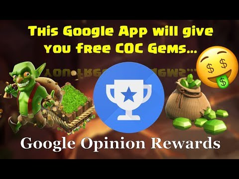 HOW TO EARN FREE COC GEMS, GENUINE AND PROOFED WAY
