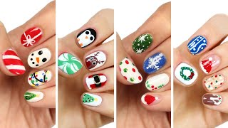 Cute Nail Art 2020 | Fun & Easy Christmas Nail Design Compilation!
