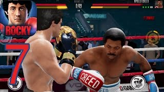 Real Boxing 2 ROCKY - iPhone Gameplay Walkthrough Part 7