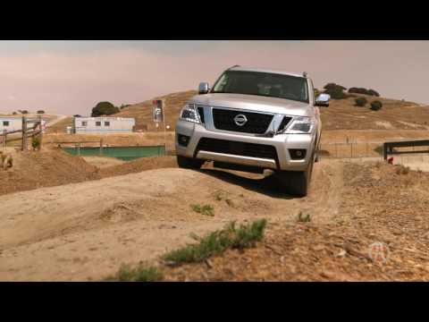 2017 Nissan Armada | Real World Review | Autotrader