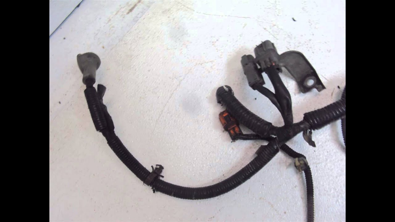 2002 Acura Rsx Engine Room Headlight Harness Ahpartscom Used Honda Wiring Lexus Toyota Oem