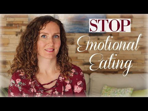 7 Ways to Stop Emotional Eating