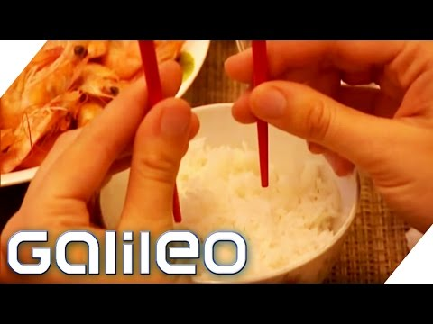 China-Knigge | Galileo Lunch Break