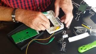 Honeywell cm901 Thermostat Display repair//Handy Hawkins