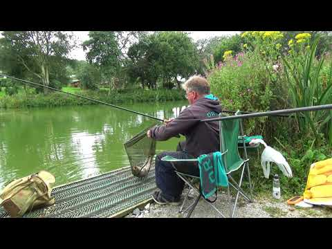 Easy Fishing With The Method Feeder At White Acres