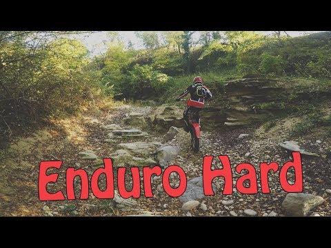 Enduro Hard avec un Trialiste !
