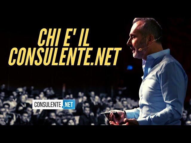 CHI E' IL CONSULENTE.NET?