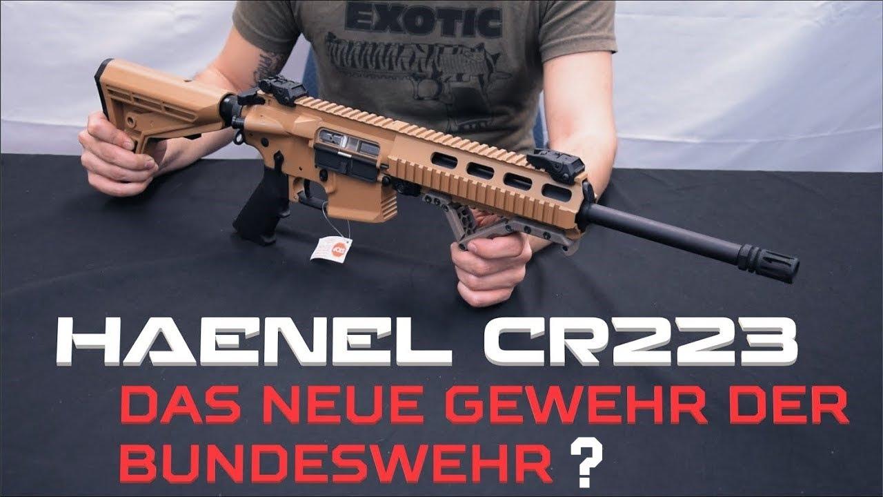 Download Haenel CR223 (.223 Rem.) // Vorstellung