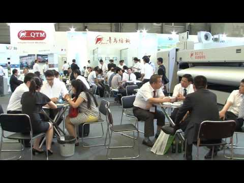 ShanghaiTex 2013 - The 16th International Exhibition on Textile Industry [On-site Video]