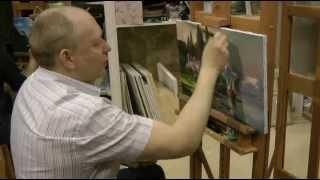 Школа живописи Михаила Сатарова
