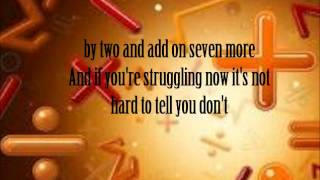 Your Math Skills Are Terrible by One Direction (with lyrics on screen)