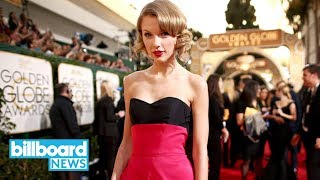 Fans Lose Their Sh*t After Taylor Swift Wipes All Social Media Accounts  | Billboard News