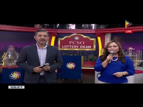 WATCH: PCSO 9 PM Lotto Draw, May 17, 2018