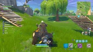 My first quad crasher kill mid air